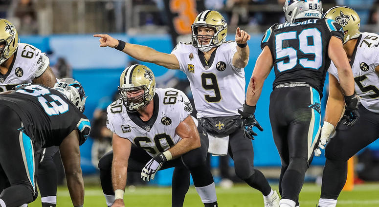Brees: Saints defense is playing extremely well