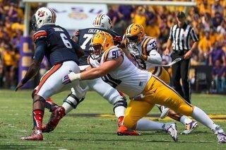 LSU DE Christian LaCouture to wear No. 18 this season  88fa882e9