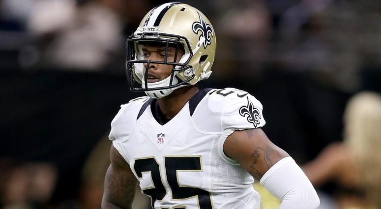 Saints CB PJ Williams
