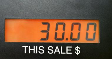 Do you fill your gas tank to the nearest full dollar?