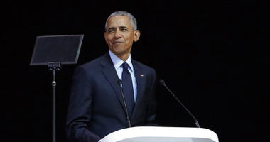 Obama says today's times 'strange and uncertain'