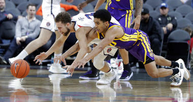LSU picks up much-need win over St. Mary's