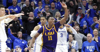 LSU looks to carry momentum into Georgia to avoid upset in trap game
