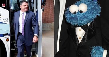 Coach O or Cookie Monster? Listen and guess