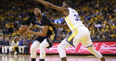 Pelicans face elimination on the Warriors court tonight