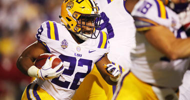 LSU didn't fall too far in the newest College Football Playoff rankings