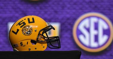 Run-happy LSU sees potential for a prominent passing game