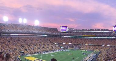 Tiger fans can purchase the new LSU flex pass for this year's football games