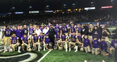 Lafayette Christian repeats as Division IV state champs