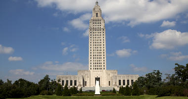 The Latest: Sales tax bill voted down by Louisiana House
