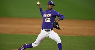 MaKhail HIlliard LSU baseball