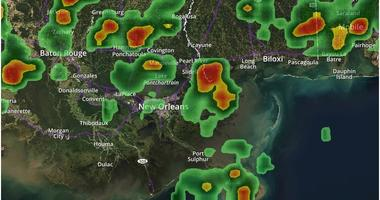 Flooding possible today, low humidity midweek