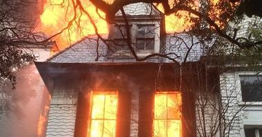 Too soon to know how much Mardi Gras history burned in mansion fire