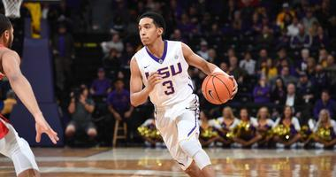 Tremont Waters announces he will return to LSU in 2018-19