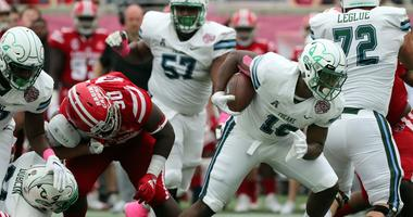 Tulane defeats ULL in Auto Nation Cure Bowl
