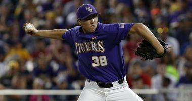 LSU loaded at pitching from starters to the pen