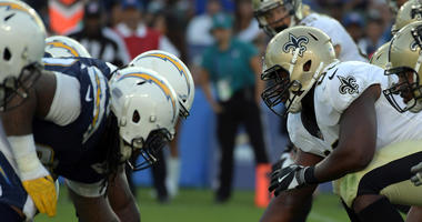 Saints, Chargers set for joint practices
