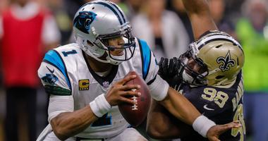 Zach Strief:  Saints look to make it 6 straight for the Panthers