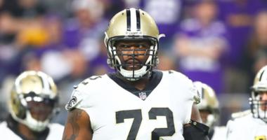 Two Saints OUT for Sunday's game against Eagles