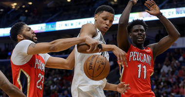 Anthony Davis, Jrue Holiday named to NBA All-Defensive first team