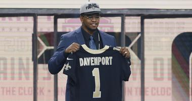 UTSA's Wilson: Davenport could be every-down star for Saints