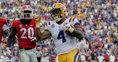 LSU takes down No. 2 Georgia 36-16 to bounce back in dominant fashion