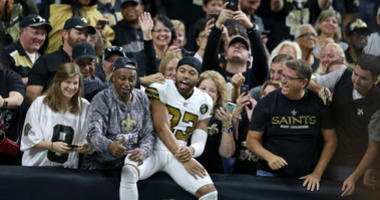 Saints looking SUPER after 9th straight victory