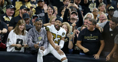 "Hebert: Saints put a ""butt-whooping"" on Eagles, should sweep Falcons"