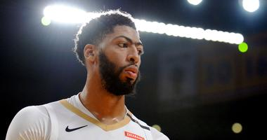 Anthony Davis spent 7 years as the most accountability-free star in sports