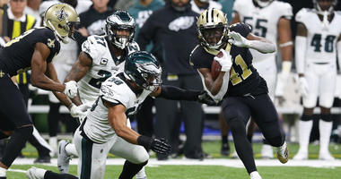 Deuce: Hats off to Saints running game in win over Eagles