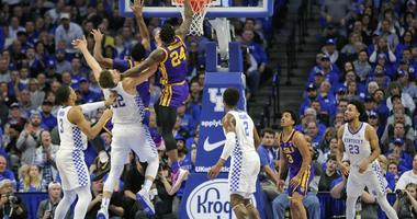 Is LSU turning BR into a basketball town?