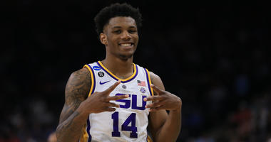 LSU to face Maryland in 2nd round of the NCAA tournament