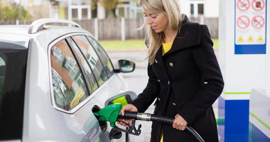 Low gas prices since the first of the year are going up