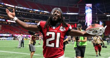 Desmond Trufant Atlanta Falcons