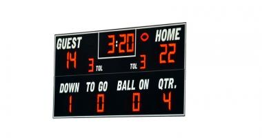 Prep Football Scoreboard