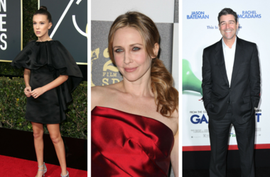 Millie Bobby Brown, Vera Farminga and Kyle Chandler