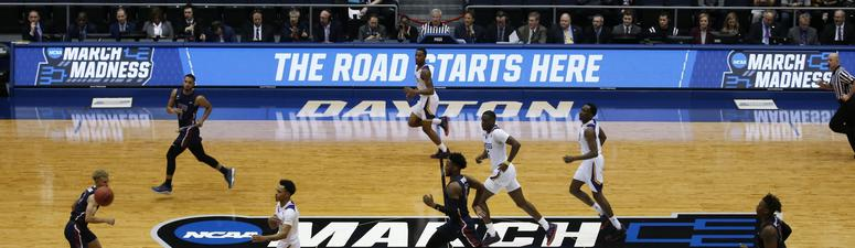 NCAA Latest: Day 1 of tournament in the books