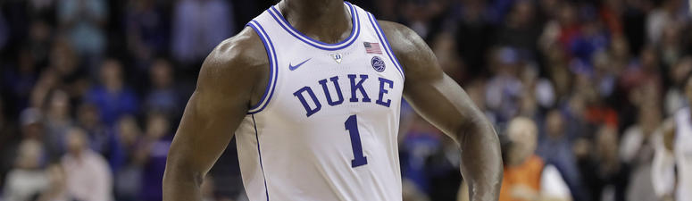 Glass sneaker? Stopping Zion the key to March Madness