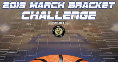 Keep Checking Your Brackets. Prizes Every Round!