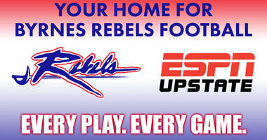Catch Byrnes Rebels Football Every Friday Night!