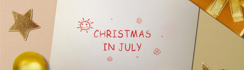 GPD's Christmas In July