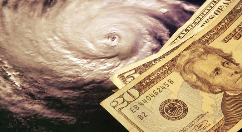 Tourism affected by hurricanes
