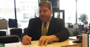 Sharp Files for Anderson County Probate Judge