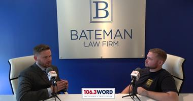 106.3 WORD Small Business of the Day: Bateman Law Firm Interview