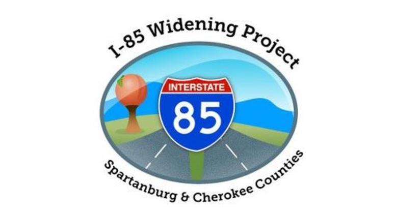 85 Widening Project Logo