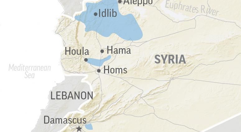 Syria Rejects International Forces In Safe Zones 106 3 Word
