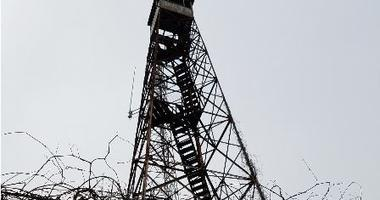 Fire Tower at Paris Mountain up for bid