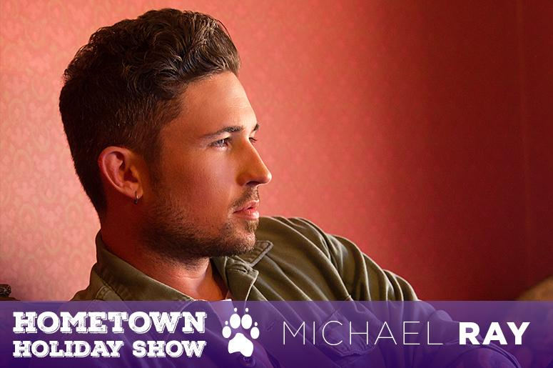 Michael Ray Hometown Holiday 2017