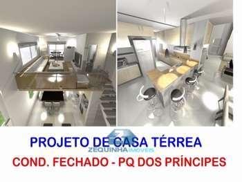 CASA - PARQUE DOS PRÍNCIPES - SÃO PAULO/SP