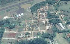 Foto aérea Loteamento 1